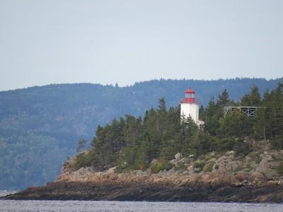 Low Tide in Saguenay