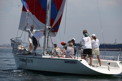 Sailing Academy Yacht Racing August 3, 2013