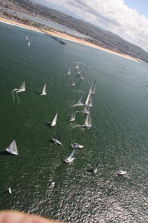 Border Run Yacht Race 2011 (Part 1)