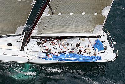 Transpacific Yacht Race 2009
