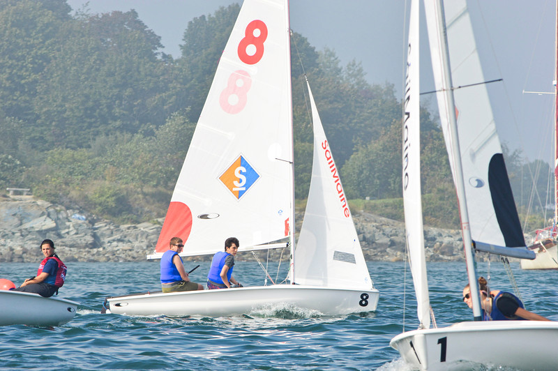Sailing 2018