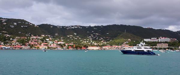 Charlotte Amalie, St. Thomas, USVI.