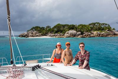 Cocos Islands.