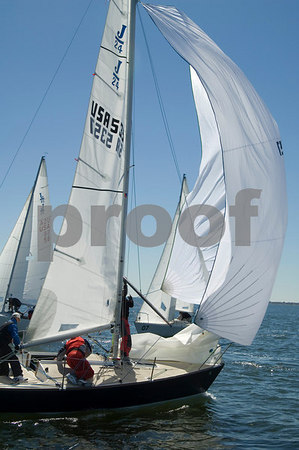 Pan Am Qualifiers for J24's Feb. '07, Bow #?, Sail #5357, Boat name- Beauty