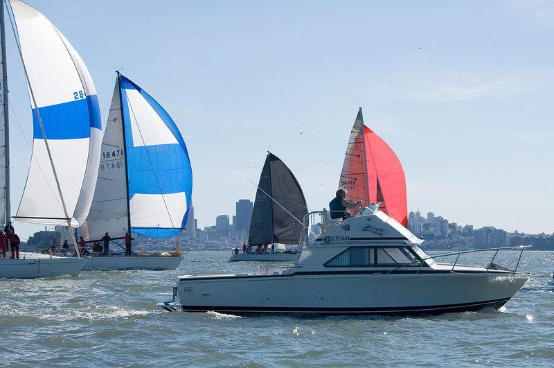 John Riise on the Lat38 photo boat