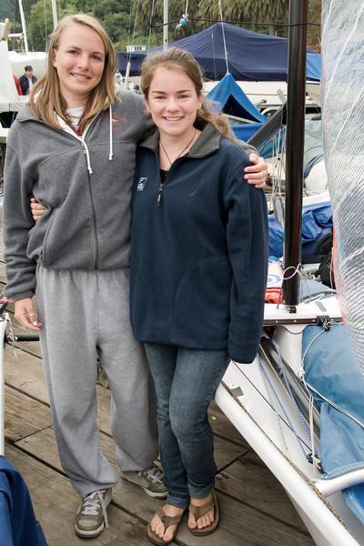 Julia Paxton and Karoline Gurdal