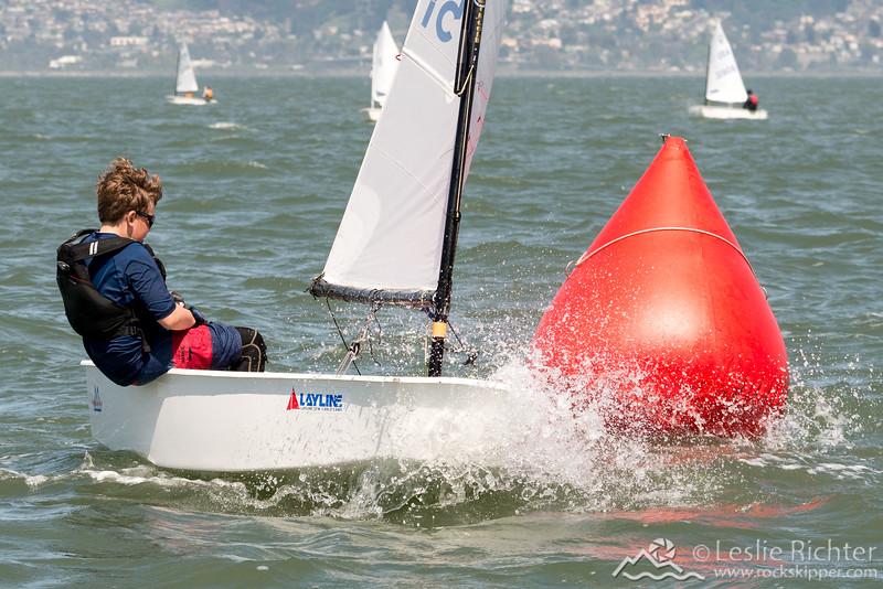 2014 Optimist Harken Challenge Serie