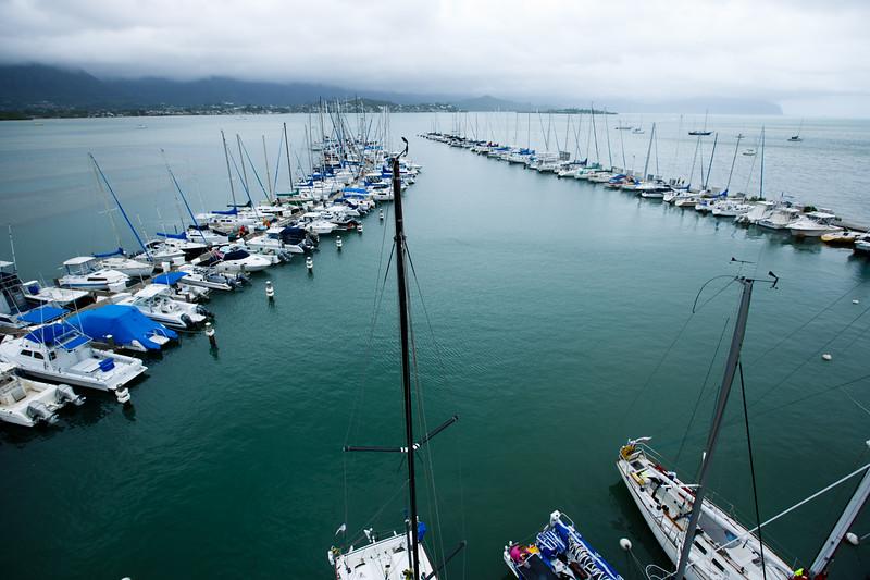 Kaneohe Bay.