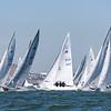 Etchells World Championship Day 1