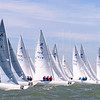 Etchells World Championship Day 1