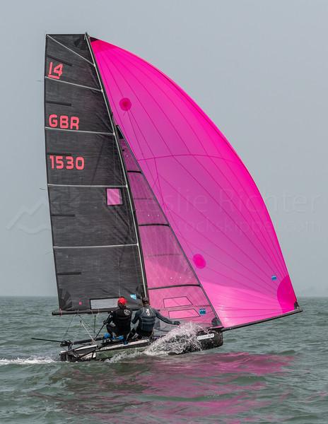 International 14 Worlds hosted by Richmond Yacht Club