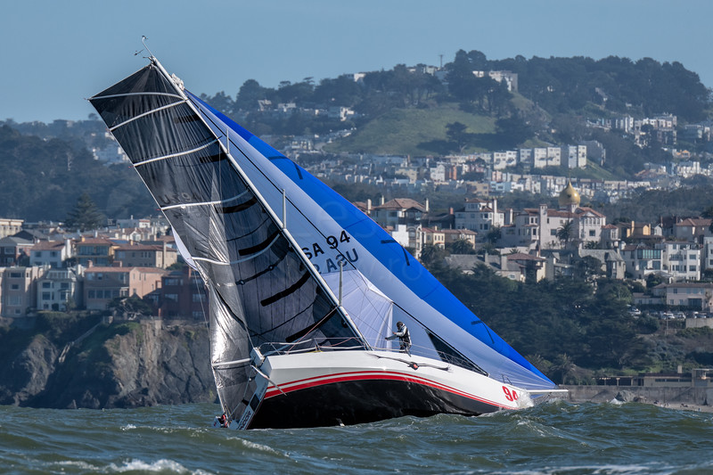 2019 Double Handed Farallones Race