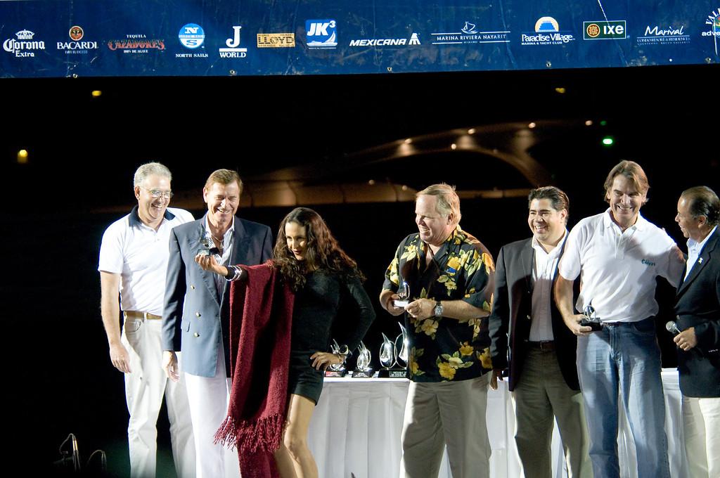 Capri 37 winning skippers