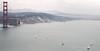 Division B leaves San Francisco Bay.