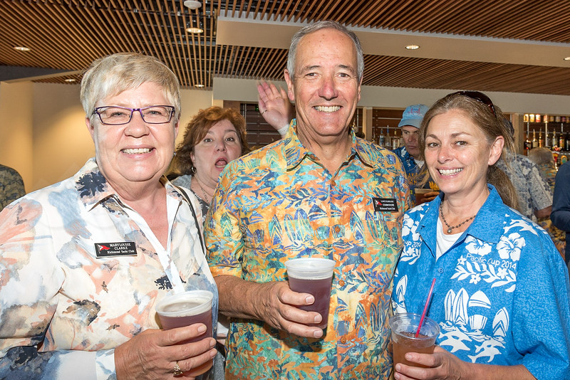 2016 Pacific Cup Village - Bon Voyage Party