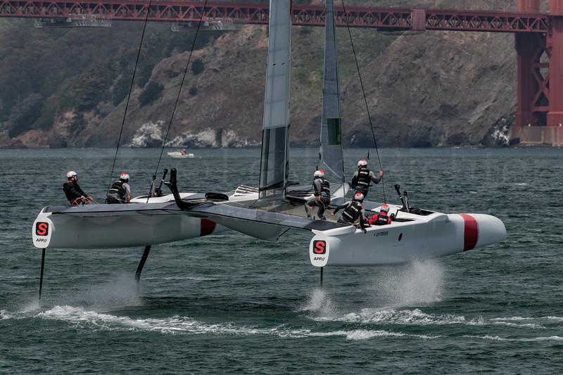 SailGP San Francisco