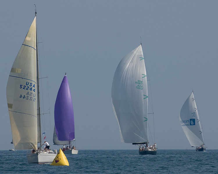 Reef Points, Swan 44 MK II;  Sundance, Swan 48;  Moneypenny, Swan 601;  Pioneer Investments, Swan 601