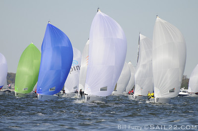 Melges 24 North Americans 2008