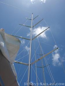 Sojana's mast