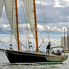 First Annual Morgan Cup Race, CT Schooner Festival