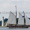 MYSTIC WHALER<br /> First Annual Morgan Cup Race, CT Schooner Festival