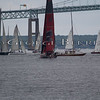 New York Yacht Club Around The Island Race<br /> IRC Fleet PUMA Ocean Racing