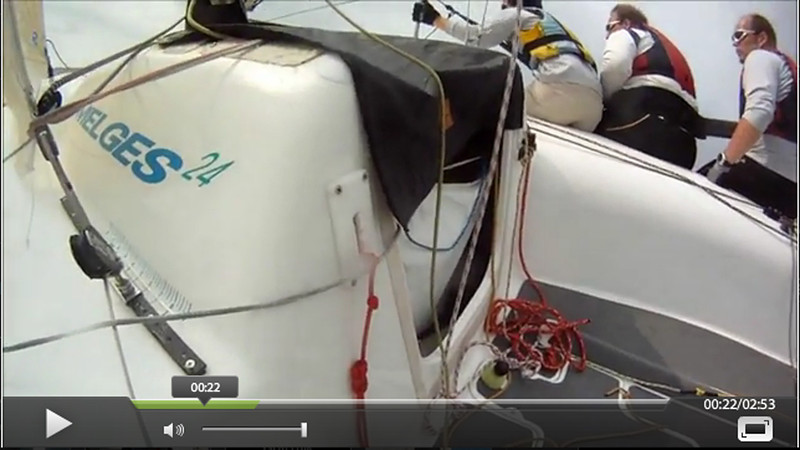 On Board Unsponsored - Melges 24 World Championship - By Leighton O'Connor