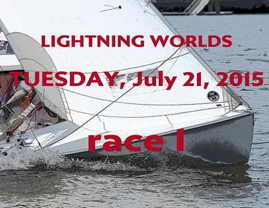 July 21 - Race 1