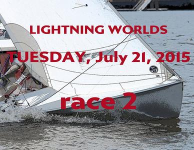 July 21 - Race 2