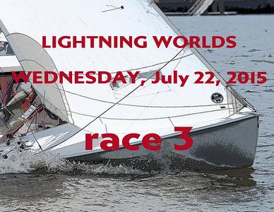 July 22 - Race 3