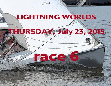 July 23 - Race 6
