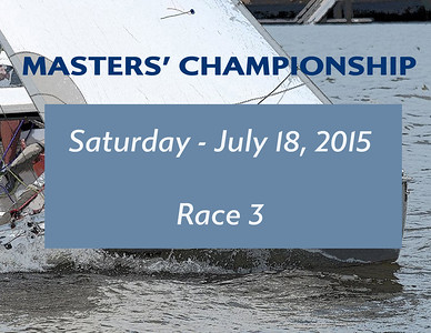 Masters - July 18 - Race 3 & 4