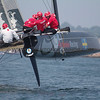 Day 2 - 2012 America's Cup World Series - Newport, RI : Print and stock photo use of America's Cup photos are for personal and editorial use only.