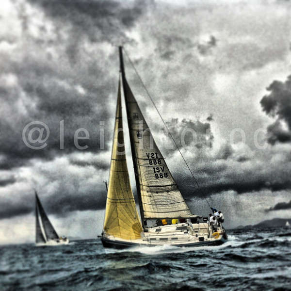 Little bit different weather for the @springregatta @britishvirginis #bvi #bvisr13 #ilovethebvi