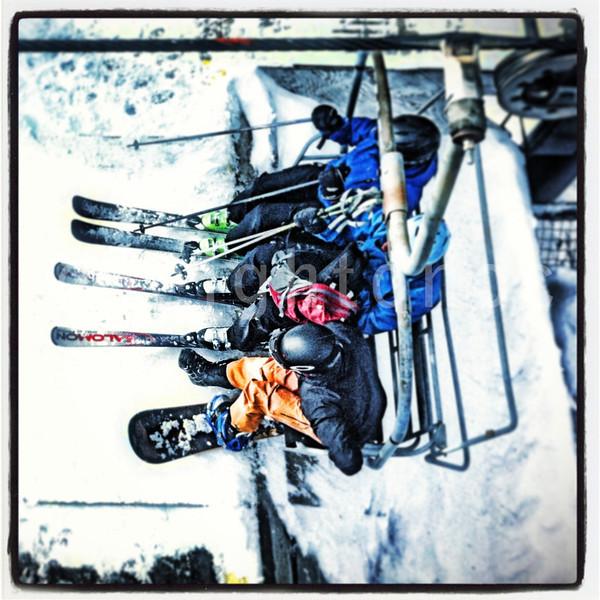 Playing @attitashresort today #skiing #newhampshire #snowboard #snowboarding #riding #snow #mountains