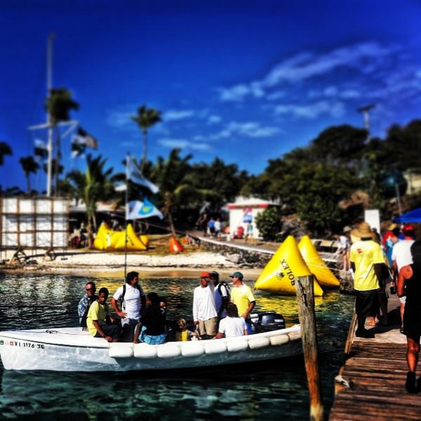 Time to go yachting. Need some breeze!  @irrstyc #irr40 #usvi #stthomas @usvitourism #sailing