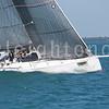 Shockwave shot from the crows nest. Div. 1 line #qkeywest #sailing #keywest #kwrw #florida #regatta #nofilters