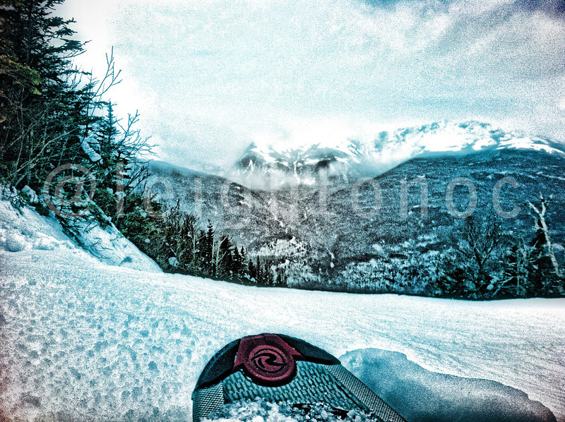 Had to get real low for this shot @rossignol_1907 @skiwildcat #ski #skiing newhampshire #snowboard #snowboarding #riding #snow #mountains