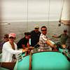 The crew #sailing