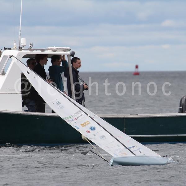 Over powered? @sailbot @todayoncapeann @capeannchamber @dscvrglstr #sailbot #sailing #gloucester #capeann