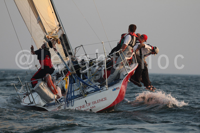 Go the Cone! #beringerbowl #sailing