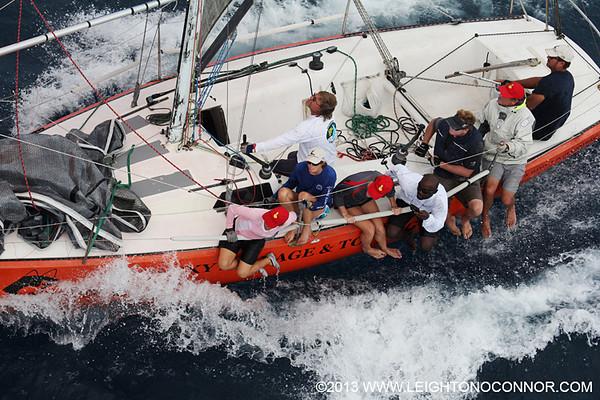 Up...Up & Away @springregatta @britishvirginis #bvi #bvisr13 #ilovethebvi #helicopters #sailing #regattas #nofilters