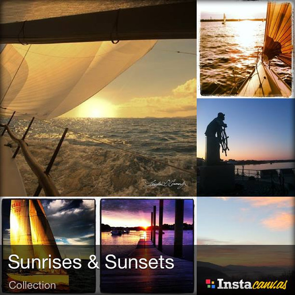 """One of my new Instacanvas collections - Sunrises & Sunsets : <a href=""""http://instacanv.as/leightonoc/collections"""">http://instacanv.as/leightonoc/collections</a>"""
