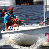 Go the Pon! 1st Massachusetts Financial  Regatta on the Charles today.