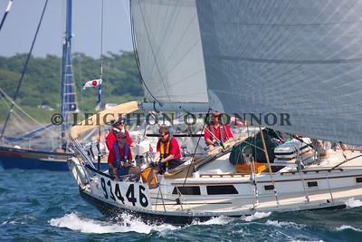 Class 12 - Newport to Bermuda Start
