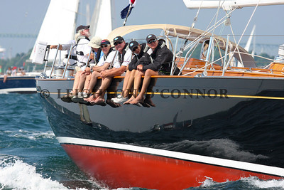 Class 13 - Newport to Bermuda Start