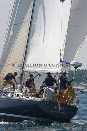 Class 2 - Newport to Bermuda Start