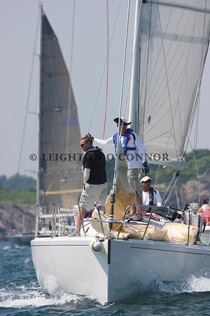 Class 4 - Newport to Bermuda Start