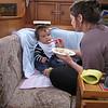 Mushed ships biscuit Mum