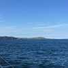 After twenty miles or so we turn North into Iona Sound.